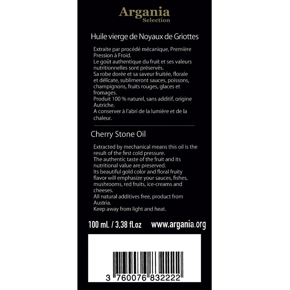 Cherry Stones Oil