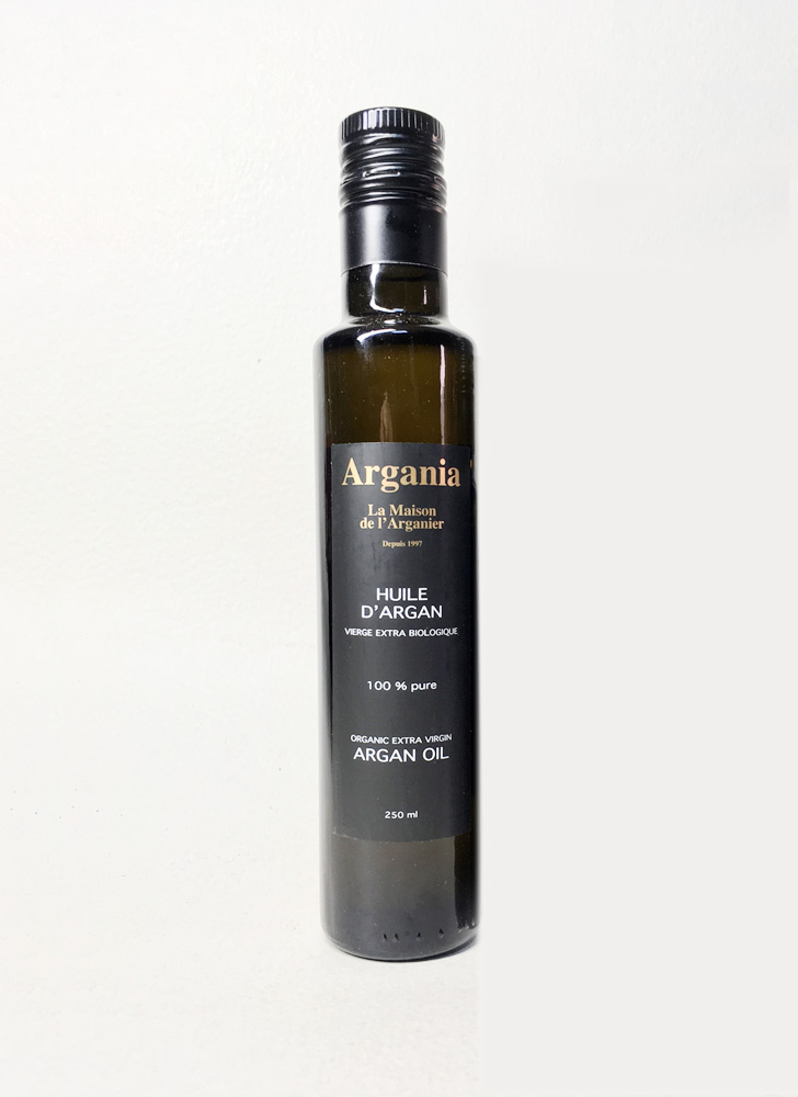 Organic Argan Oil 250ml