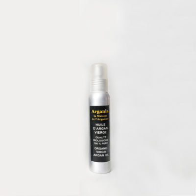 Organic Argan Oil 100ml Spray